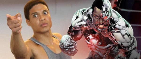 MAN OF STEEL 2 Adds Cyborg, As Predicted