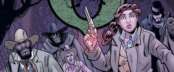 Comics Review: THE SIXTH GUN Continues to Fire