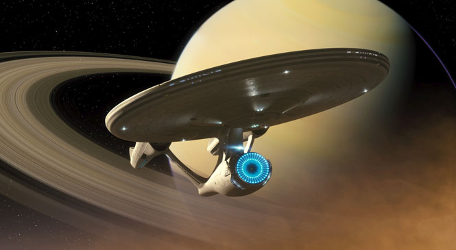 STAR TREK 13 To Hit Theaters July 2016