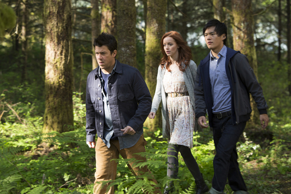 You Should Check Out THE LIBRARIANS