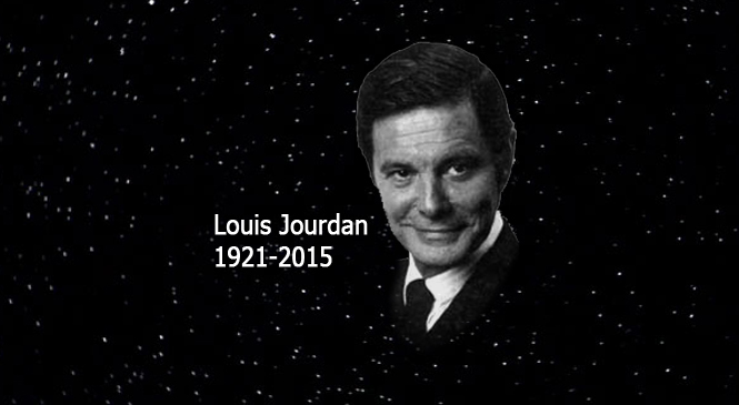 RIP Louis Jourdan