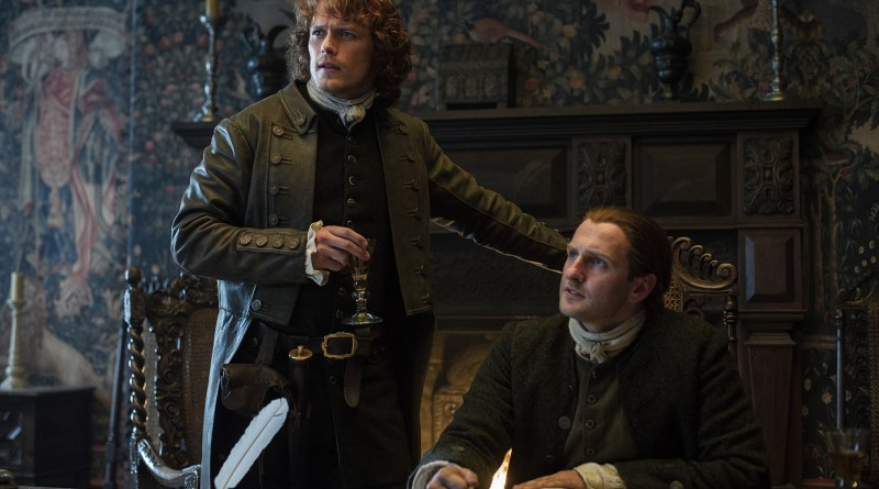 OUTLANDER Goes Home to Lallybroch