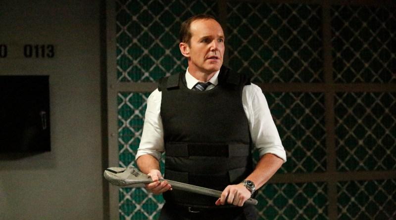 AGENTS OF S.H.I.E.L.D. Calls Out For Help? — LEVEL ELEVENTY-SEVEN #57