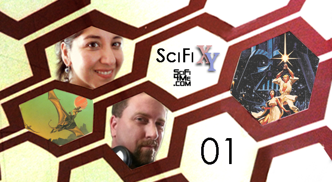 SciFi X/Y 01 – Talking About Our Firsts