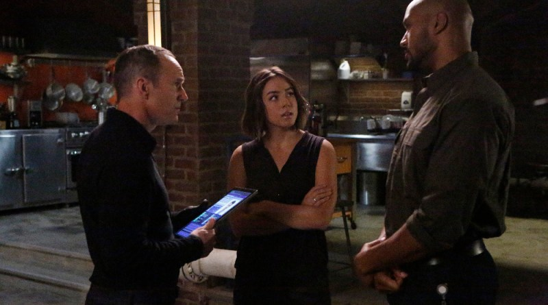AGENTS OF S.H.I.E.L.D. Wants Lincoln; Coulson Has Eyes for the Car  — LEVEL ELEVENTY-SEVEN #63