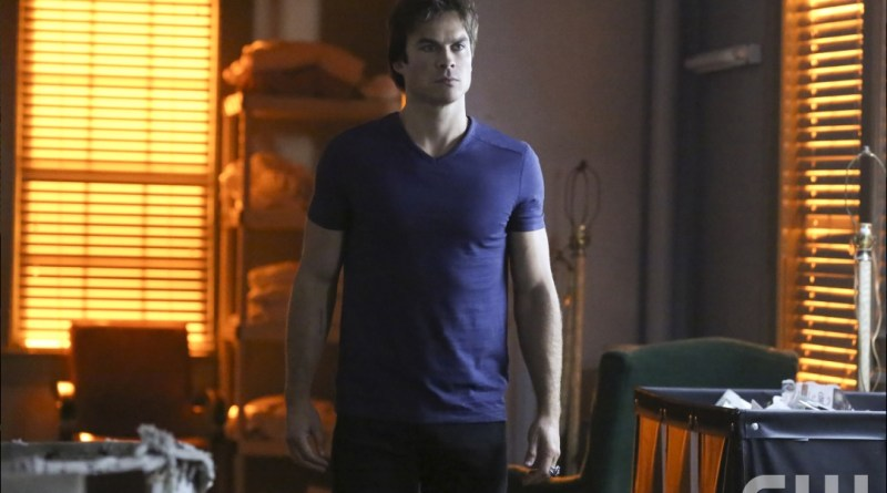 The Vampire Diaries: The Age of Future Past