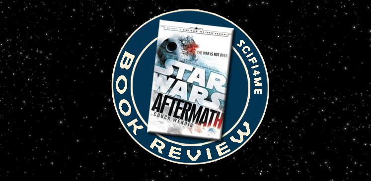 STAR WARS: AFTERMATH … Meh