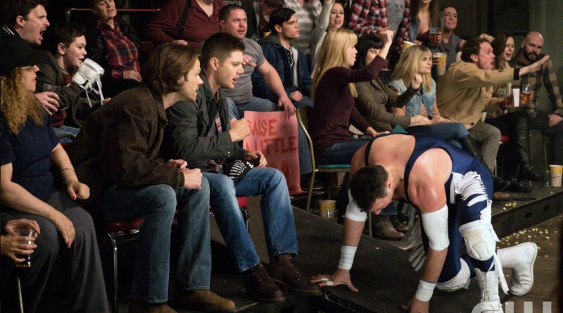 SUPERNATURAL Recap: Old Heroes Die Hard