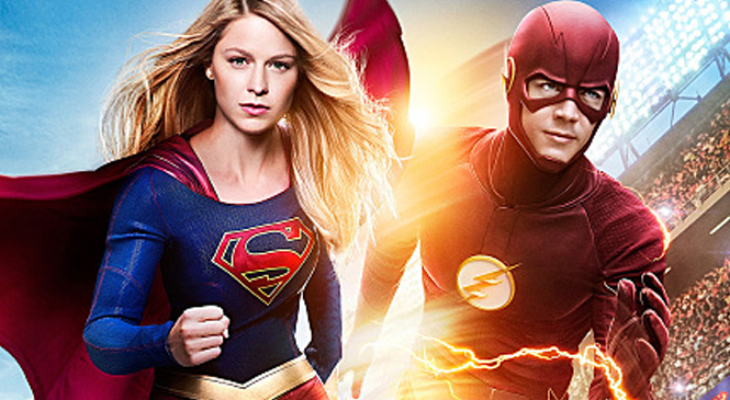 First Details on SUPERGIRL's Visit From THE FLASH