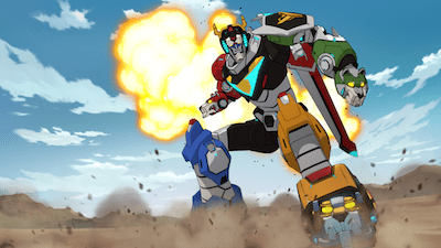 WonderCon 2016: VOLTRON: LEGENDARY DEFENDER Trailer Premiere