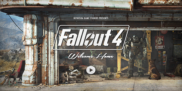 FALLOUT 4 Review: Vault-Tec Never Changes