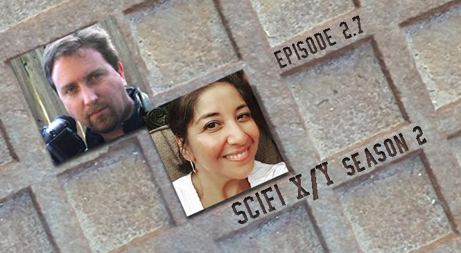 SciFi X/Y: The Kansas City Comic Con Episode