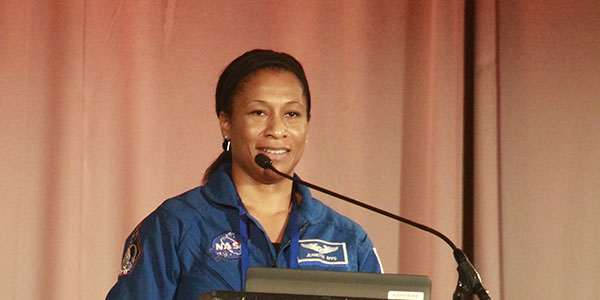 Worldcon 74: So You Want To Be An Astronaut?