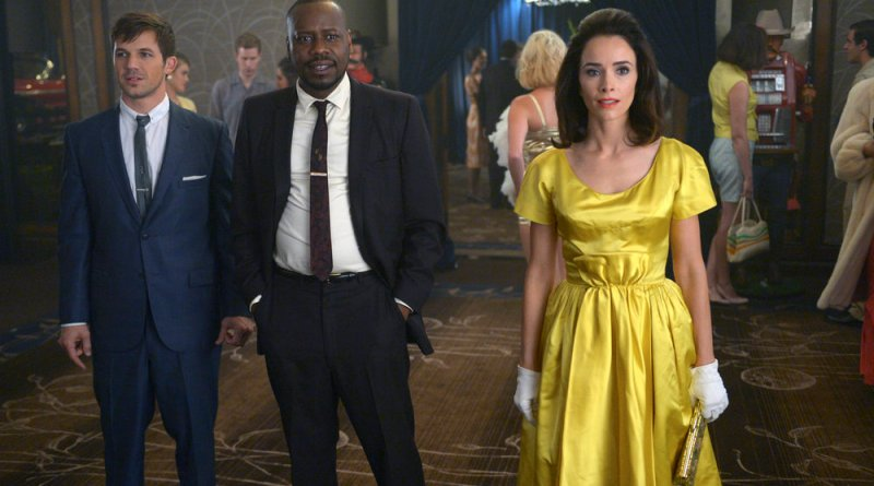 Recap: TIMELESS Wins the Battle but Loses the War