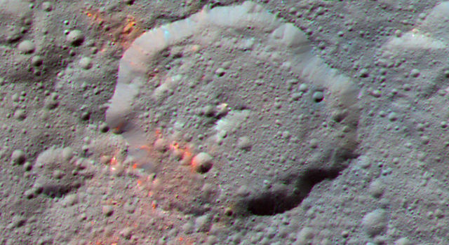Organic Molecules Found on Ceres