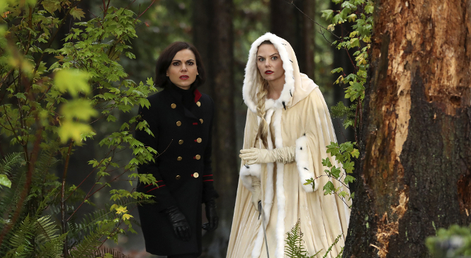 ONCE UPON A TIME Emma Changed Her Fate … Or Did She?