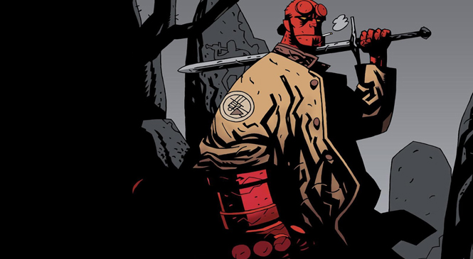 We're Getting a HELLBOY Reboot Instead of the Sequel Everyone Wants