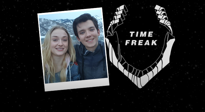 TIME FREAK: Because Time Travel Fixes Everything, Right?