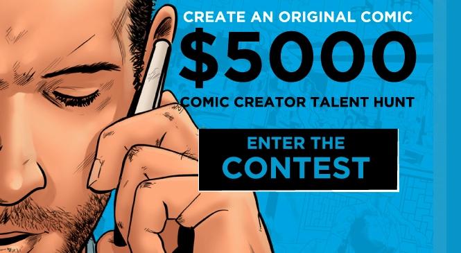 Pulsar Entertainment Kicks Off $5000 Comic Creator Competition