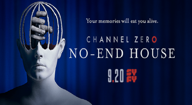 CHANNEL ZERO Enters NO-END HOUSE September 20th