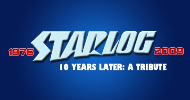 SciFi4Me Interviews STARLOG's David McDonnell!
