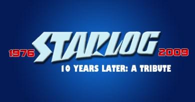 SciFi4Me Interviews STARLOG's David McDonnell!