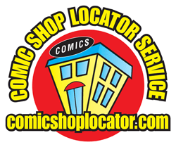 Comic Shop Locator logo