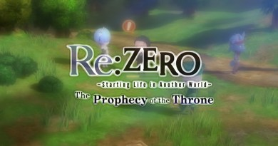 New Re:ZERO Game Hits America in Winter