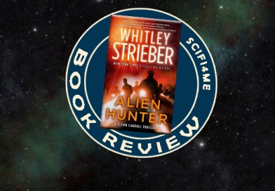 Review: ALIEN HUNTER is a Wild Ride