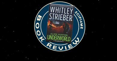 Review: ALIEN HUNTER UNDERWORLD Meets You in the Middle