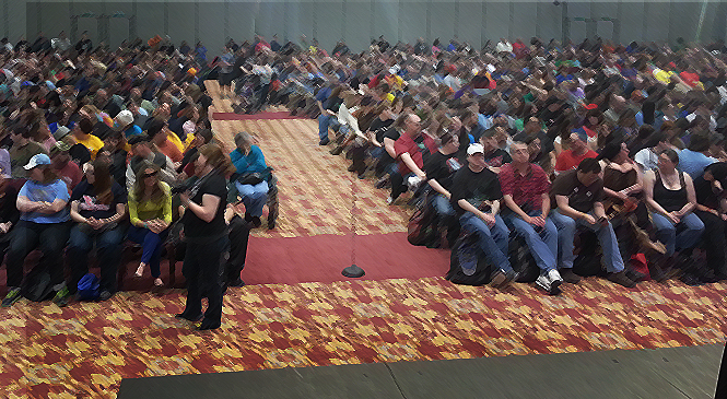 Virtual Cons This Wknd + Schedule Changes — May 7
