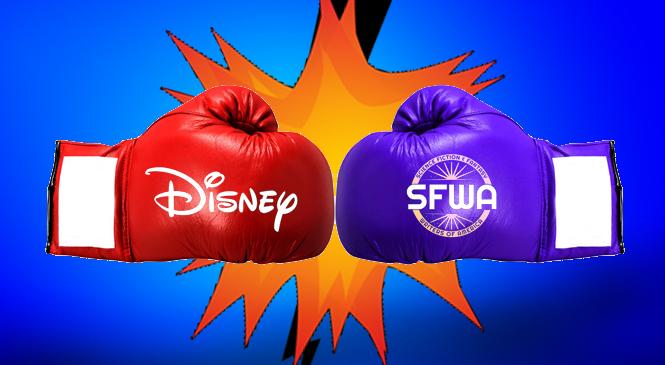 "SFWA Organizes ""Disney Must Pay"" Task Force"