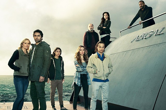 Fear the Walking Dead Cast - Photo credit: Screencrush.com