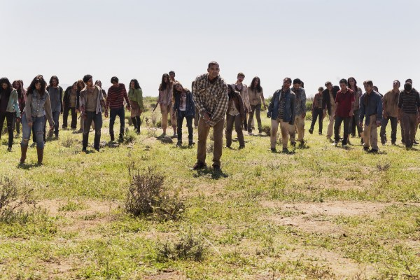 Walkers - Fear of the Walking Dead _ Season 2, Episode 8 - Photo Credit: Richard Foreman Jr/AMC