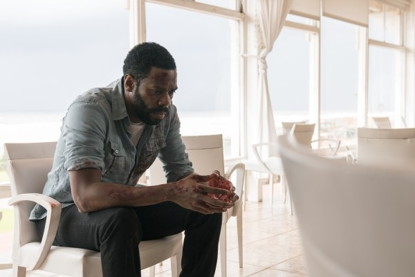 Colman Domingo as Victor Strand - Fear the Walking Dead _ Season 3, Episode 2 - Photo Credit: Michael Desmond/AMC