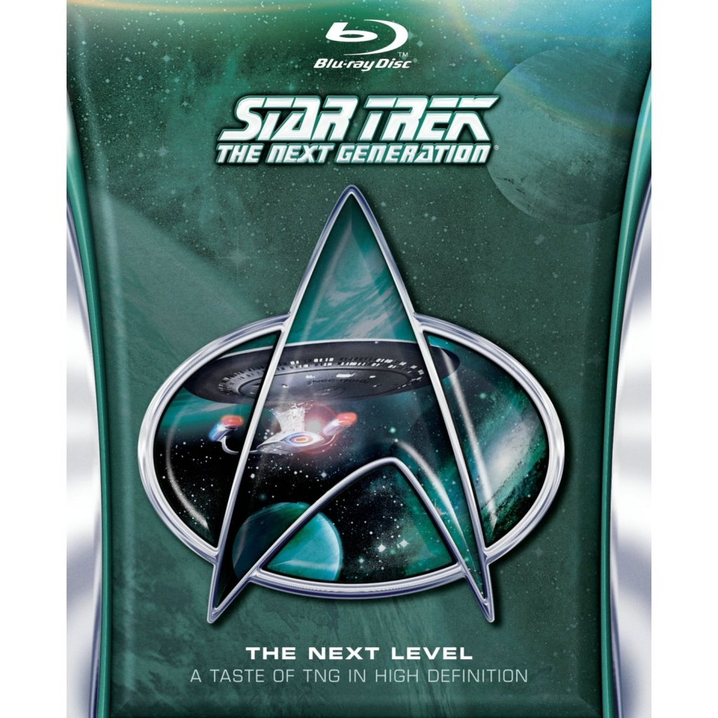 The Next Level - TNG HD transfer