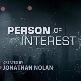 Person of Interest Logo - Jonathan Nolan starring Jim Caviezel & Michael Emerson