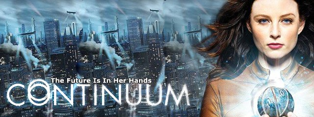 Continuum renewed for shortened 4th season!