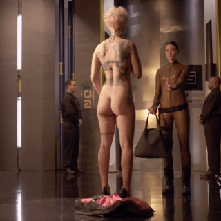 Continuum renew for shortened 4th season! Luvia Petersen nude as Jasmine Garza