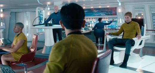 New Star Trek TV series - woman in skirt uniform