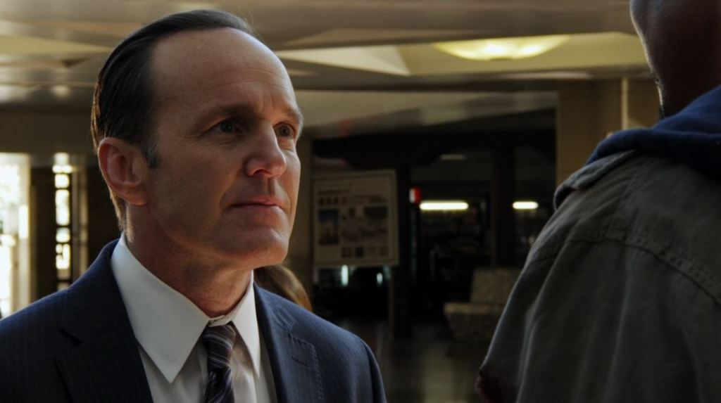 Clark Gregg as agent Coulson - Agents of SHIELD