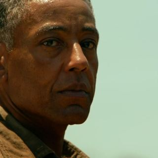 Giancarlo Esposito in Revolution season 2 as Tom Neville