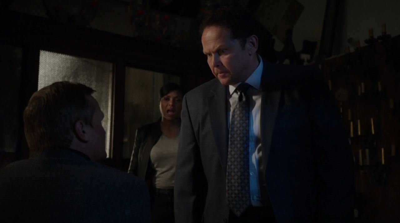 Fusco fakes the swede's death - person of Interest