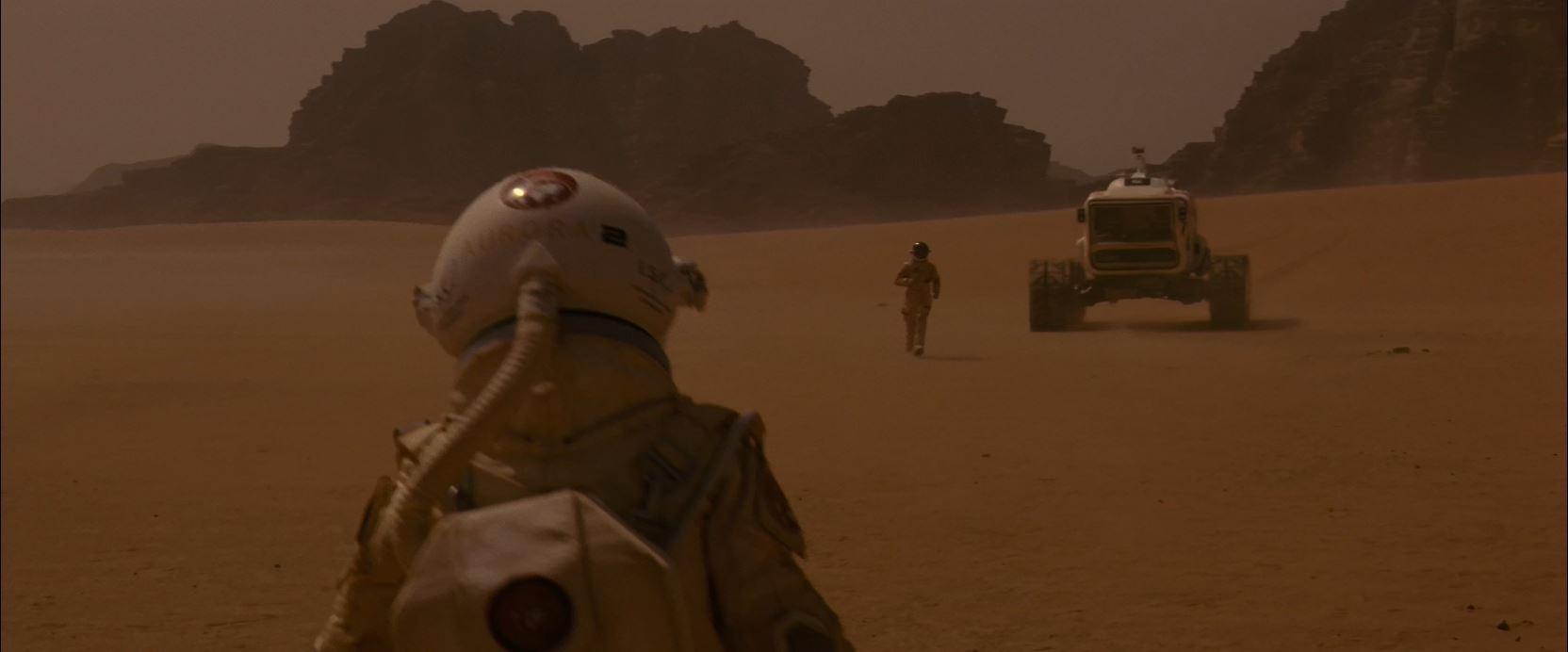 Mars in The Last Days on Mars