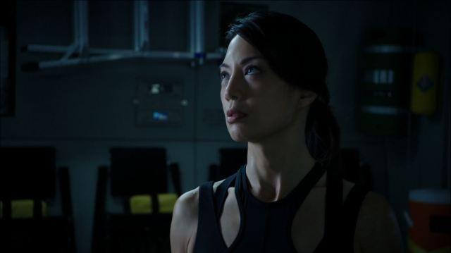 Agents of SHIELD - Ming-Na Wen as Melinda May