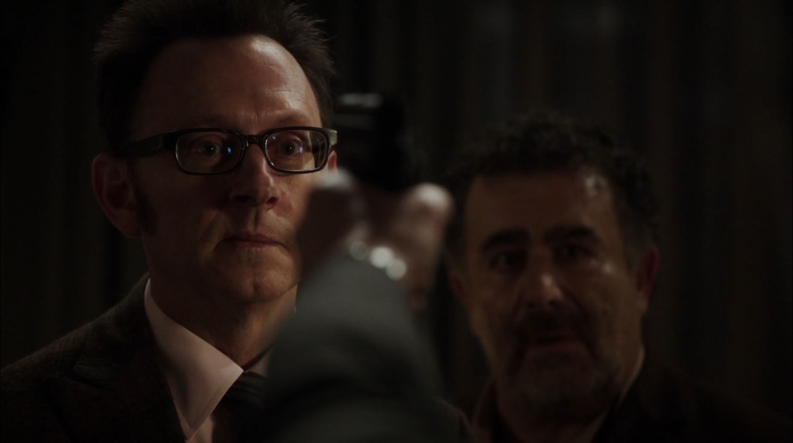 Person of Interest - Lethe - Time is up for Harold Finch  (Michael Emerson)