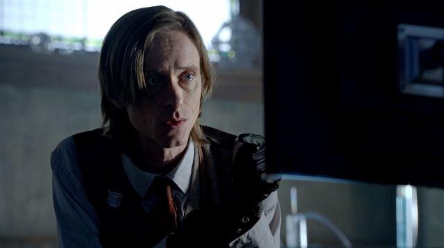 Almost Human - Mackenzie Crook as Technician Rudy Lom