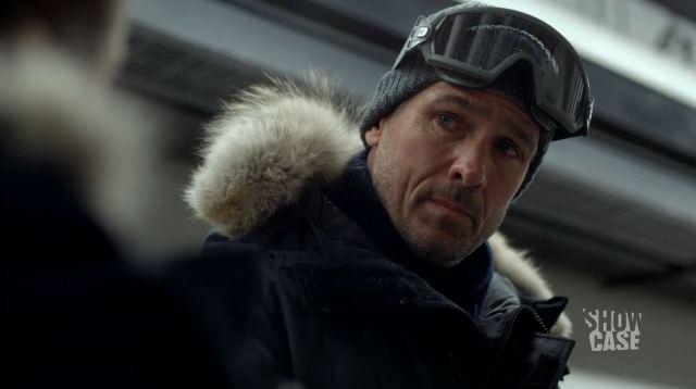 Helix - Billy Campbell as Dr. Alan Farragut