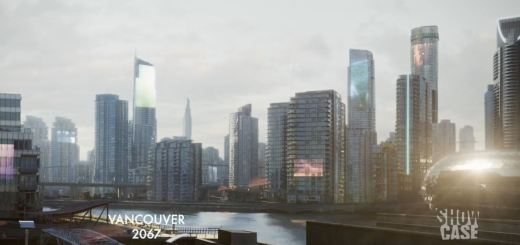Continuum Season 3 - Minute Man - Vancouver in 2067 not 2077