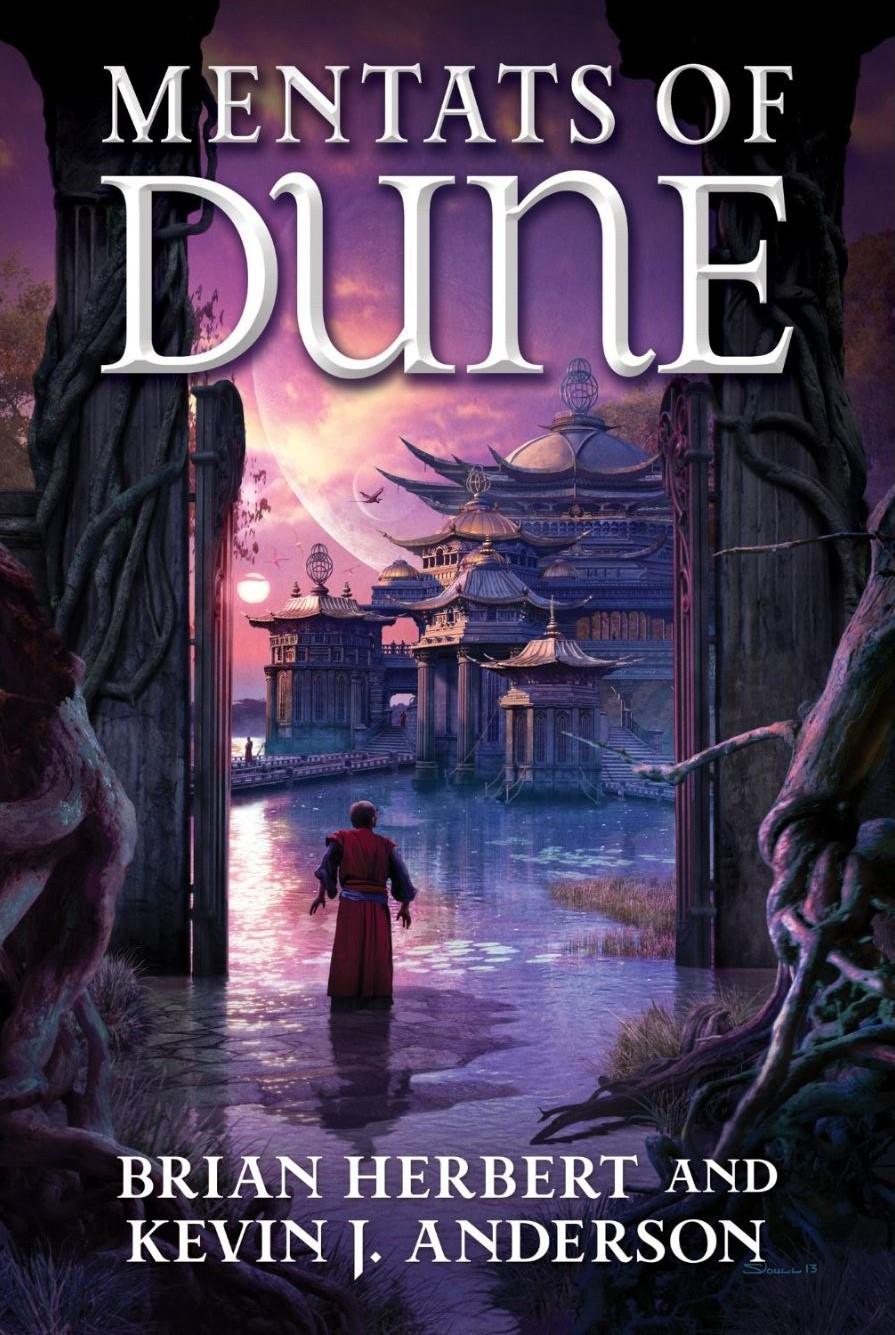 Mentats of Dune cover - Mentats of Dune Review